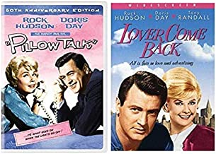 Doris Day Movies on DVD 2-Pack - Pillow Talk / Lover Come Back
