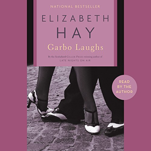 Garbo Laughs audiobook cover art
