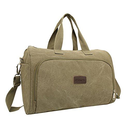 iEnjoy Green training bag or duffel bag