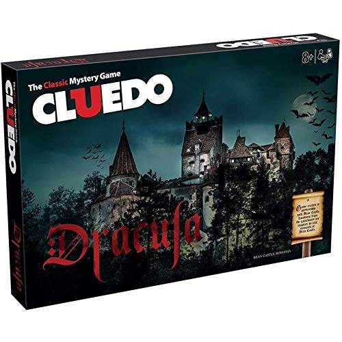 Winning Moves Games Cluedo: Dracula Board Game