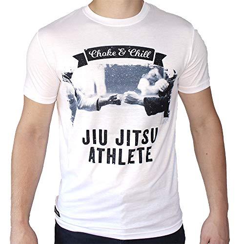 Choke&Chill Jiu-Jitsu Athlete T-Shirt (L)
