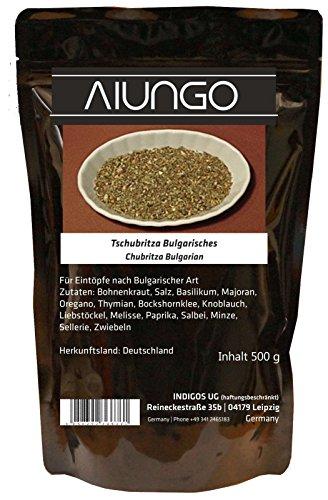 Viungo® Goldline - Tschubritza Bulgarisches - 500g