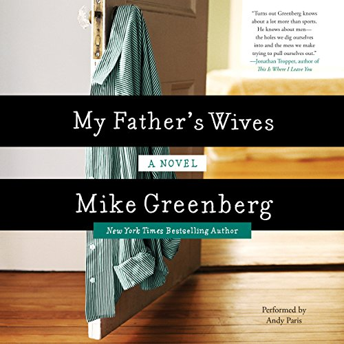 My Father's Wives audiobook cover art