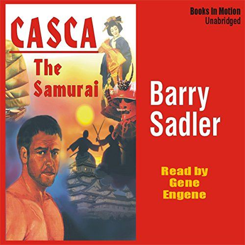 Casca: The Samurai: Casca Series #19 audiobook cover art