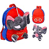 PLUSH BAG - Our plush toy bag is safe to use for little children, giving parents peace of mind. It is made of very soft and safe material to ensure kids enjoy using the bag without fear of any harm. The size and fit of our soft toy bag are perfect fo...