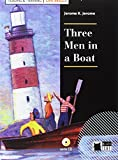 Three men in a boat. Con App. Con CD-Audio: Three Men in a Boat + CD + App + DeA LINK (Reading & Training - Life Skills)