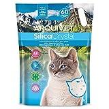 Arquivet Arena Gato Silica Crystal - Capacidad 7,6 L - Lecho higiénico para Gatos, felinos - Capacidad Absorbente - Ayuda a Eliminar olores y bacterias