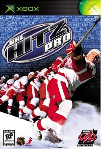 NHL Hitz Pro by Midway
