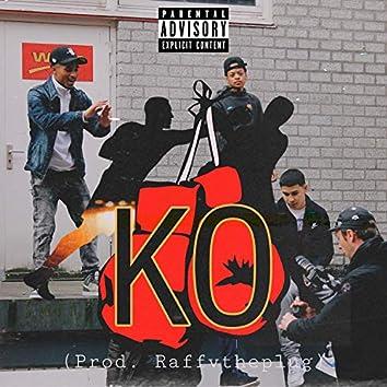KO (feat. Raffvtheplug)
