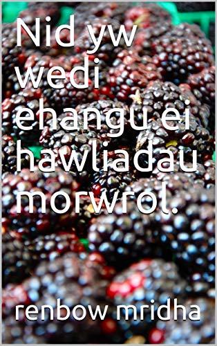 Nid yw wedi ehangu ei hawliadau morwrol. (Welsh Edition)