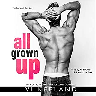 Couverture de All Grown Up