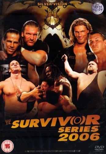 WWE - Survivor Series 2006 [DVD] [Reino Unido]