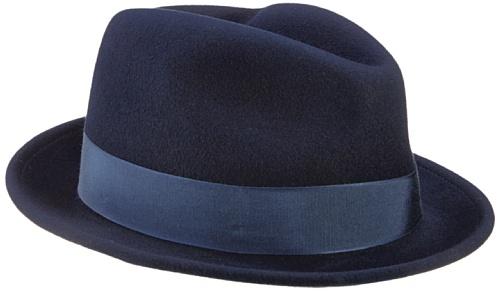 Bailey of Hollywood Unisex - Erwachsene Hut 7001, Gr. 62 (XL), Blau (Navy)