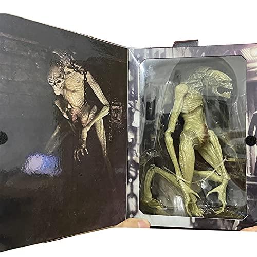YSJJEFB Action Figures Alien Jungle Hunter Alien Predator Resurrection Xenomorph Aliens Action...
