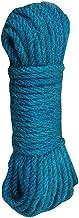 Hemp Rope - 4MM(49 Feet) for DIY Crafts, Festive Decoration, Gardening, Bundle,A