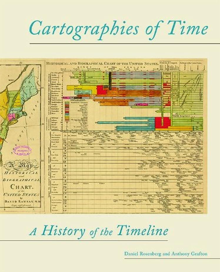 投げ捨てるジョブ文献Cartographies of Time: A History of the Timeline (English Edition)