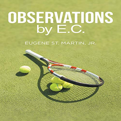 Observations by EC audiobook cover art