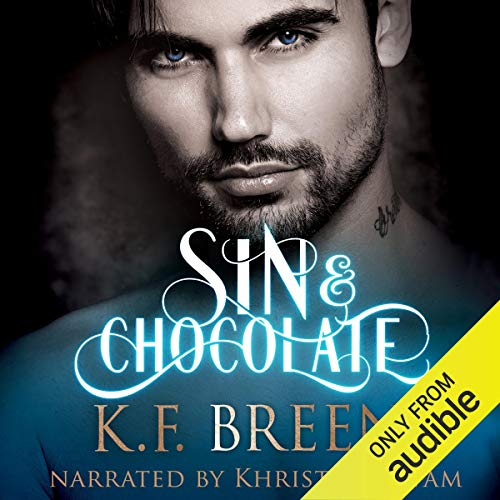Sin & Chocolate audiobook cover art