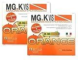 mgk vis 15 + 15 bustine gusto arancia