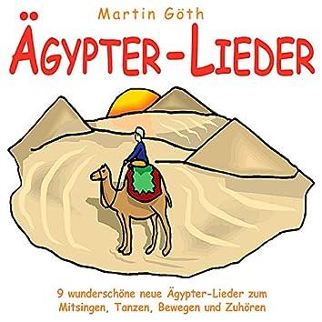 Ägypter-Lieder