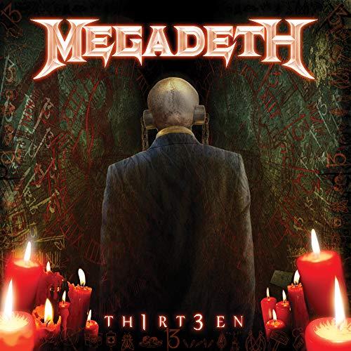 Megadeth -Th1Rt3En (2 LP-Vinilo)