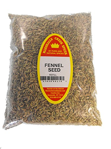 Marshalls Creek Atlanta Mall Spices 3 REFILL pack FENNEL SEED Max 61% OFF