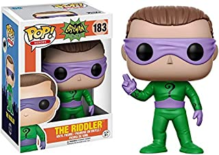Funko Pop! Heroes: DC Heroes - Riddler w/ Chase, Action Figures - 13628