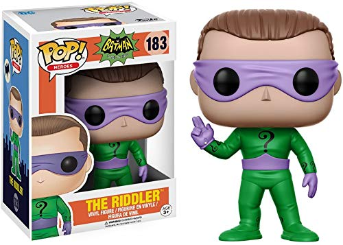 DC Funko Pop! Batman 66: The Riddler