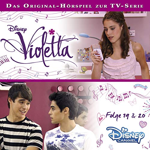 Violetta 19 & 20 Titelbild