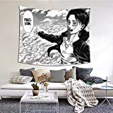 Xinclubna Eren Jaeger Freedom Panel Tapestry For Bedroom,Fashion Wall Blanket Multifunctional Picnic Beach Mat Sofa Cover For Indoor & Outdoor Kitchen Home Decor 60*51inch