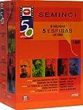 Pack Seminci: 5 Décadas, 5 Espigas de Oro, 50 años