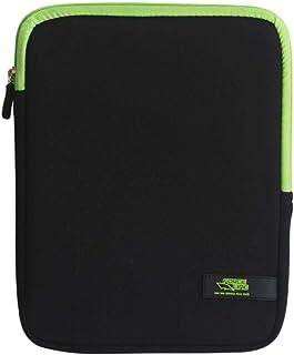 """Case Ipad 9.7"""" Preto e Verde Force Line"""