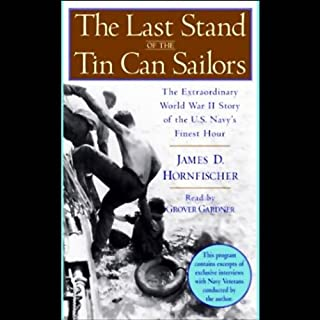 The Last Stand of the Tin Can Sailors cover art