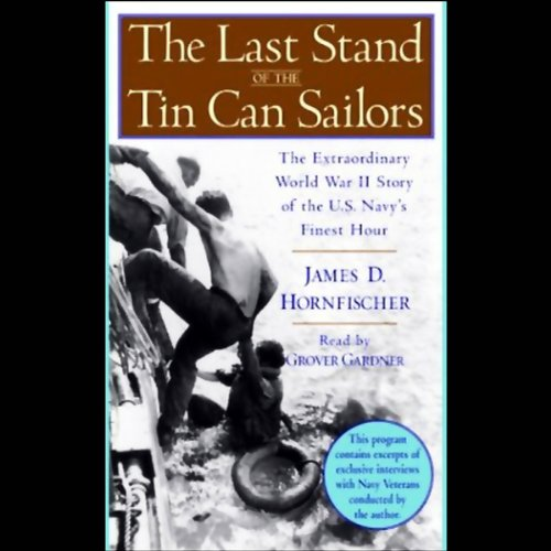The Last Stand of the Tin Can Sailors audiobook cover art