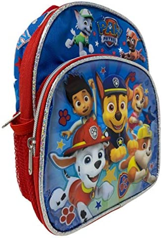 Paw Patrol 10 inch Mini Backpack Nickelodeon product image