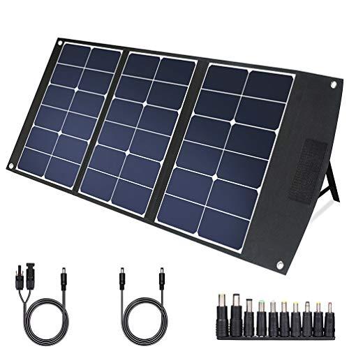 TWELSEAVAN 60W Portable Foldable Sunpower...