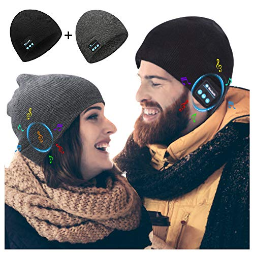 (40% OFF) Set of 2 Bluetooth Beanie Hats $15.59 – Coupon Code