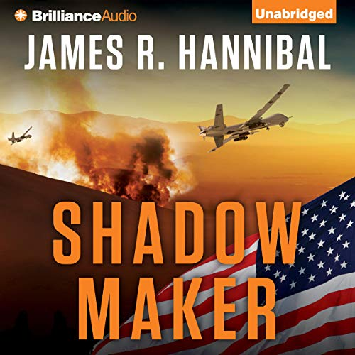 Shadow Maker Audiobook By James R. Hannibal cover art