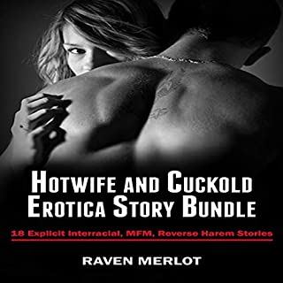 Raven Merlot's Hotwife and Cuckold Bundle, Book 1 audiobook cover art