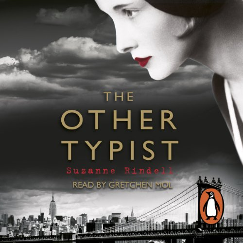 The Other Typist audiobook cover art