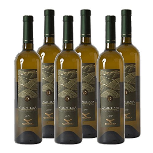 Gambellara Vigneti Monte Feldeo DOC Weißwein Italien 2018 trocken (6x 0.75 l)