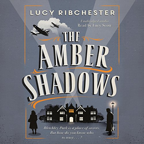The Amber Shadows cover art