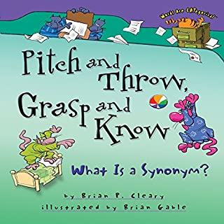 Pitch and Throw, Grasp and Know cover art