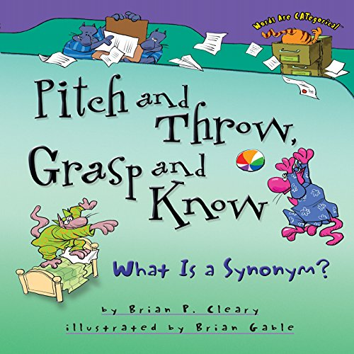 Pitch and Throw, Grasp and Know audiobook cover art