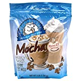 DaVinci Gourmet Frappe Freeze Frappe Coffee Mix, Mocha, 3 Lb Bag, 27 Servings