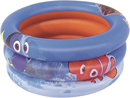 Bieco 22091109 - Kleinkinder - Planschbecken mit Disney\'s Findet Nemo, ca. 70 x 70 x 30 cm
