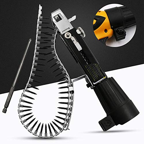 Drill Automatic Chain Nail Gun Adapter Screw Gun For Electric Drill Woodworking Tool Cordless Screwdriver Power Drill Attachment Set
