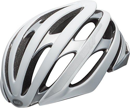 BELL Stratus MIPS Fahrradhelm, Matt Weiß/Silber reflektierend, S
