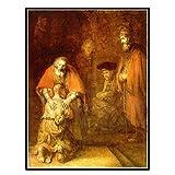 GUICAI Rembrandt Rückkehr des verlorenen Sohnes Geschenk