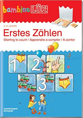bambinoLÜK-Übungshefte: bambinoLÜK: 3/4/5 Jahre: Erstes Zählen: Vorschule / 3/4/5 Jahre: Erstes Zählen (bambinoLÜK-Übungshefte: Vorschule)